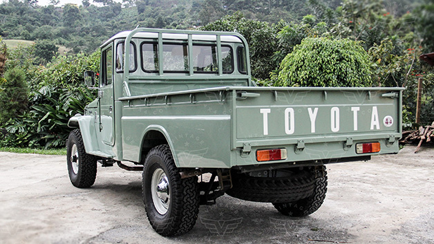 Toyata Land Cruiser
